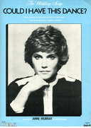 Could I Have This Dance - Anne Murray - PDF Piano Sheet Music Free